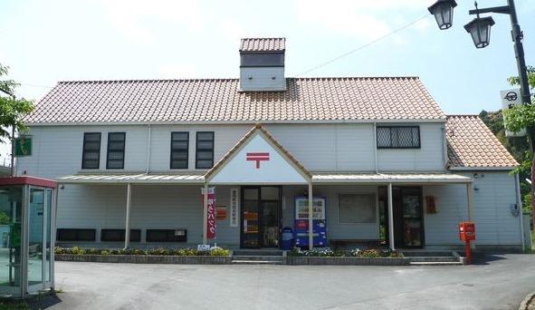 磐田市敷地駅構内に「豊岡敷地簡易郵便局」の建設