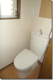 浜松市南区で新しいトイレにリフォーム