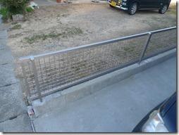 浜松市南区で、台風で壊れた外構フェンスの修復リフォーム