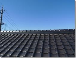 屋根の安心点検と面土漆喰補修リフォーム