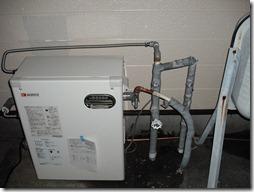 浜松市西区で灯油給湯器の交換リフォーム