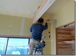 浜松市南区で外断熱工法の大規模増改築 ー 内装仕上げと設備工事