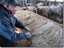 畳の藁床と建材(ボード)床の違い