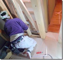 浜松市南区で外断熱工法の大規模増改築 ー 木工事と内装工事