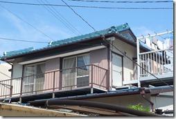 保険を利用して、浜松市中区で10年以上続いた雨漏りの修理