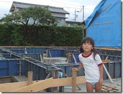 浜松市南区で外断熱工法の大規模増改築 ー 基礎工事~足場
