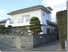 浜松市南区で34年間続いた雨漏りをリフォーム – ビフォー