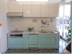 リクシル浜松ショールームで見る、最新システムキッチン