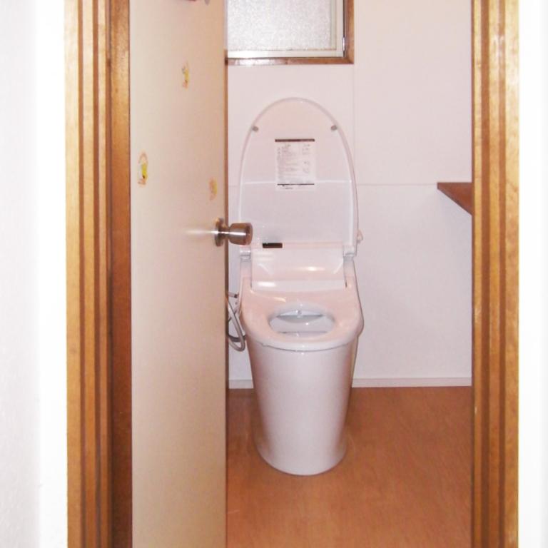 浜松市東区で掃除の負担をグッと減らすトイレリフォーム